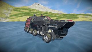 Humpback Mobile Base