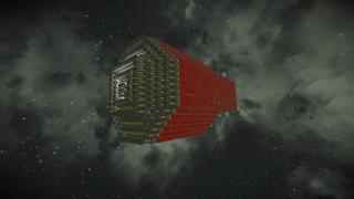 Red Dwarf (Mining Ship) Revamped