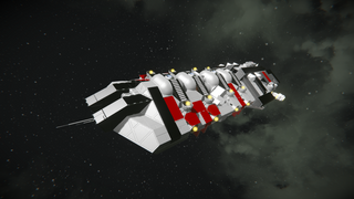 UNR - Military Light Freighter