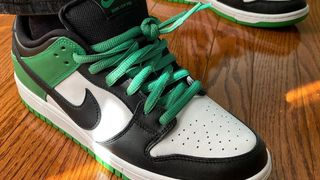 UNRELEASED Nike SB Dunk Low J-Pack Green