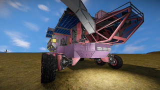 The Ironmouse Exploration Rover