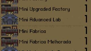 Mini Crafting Stations