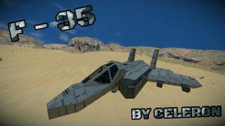 Fighter F-35 [VANILLA]