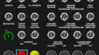 Jab ATS Switch Panel