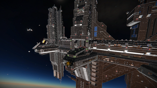 -UNSC- Anchor 9 Station