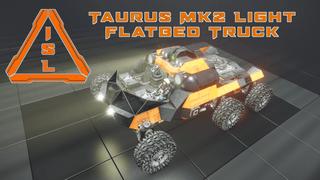 ISL - Taurus MK2 RO-32 Medium Flatbed Truck