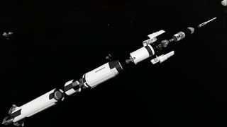 Saturn V Full Stack Apollo 11 (Vanilla)