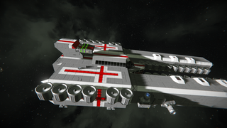 First official ship