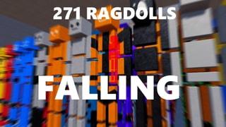271 Ragdolls Falling