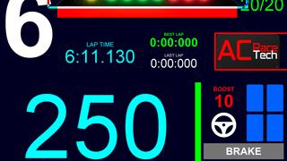 AC Dash 1 RACE