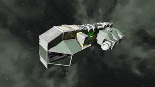 ZI-ODL Space Pod Mk 2