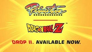 Primitive X DBZ drop 2 (5 decks)