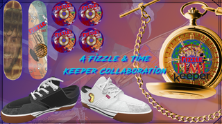 The Fizzle Time Keeper Shoes