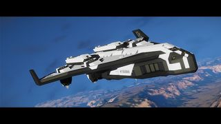 UFS Colossus - Atlas Cargo Shuttle V2