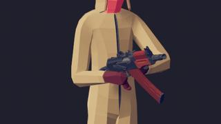 Soviet winter uniform