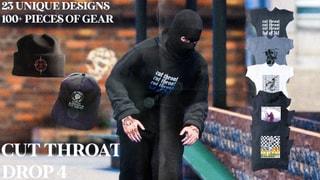 CUT THROAT CLOTHING | DROP 4