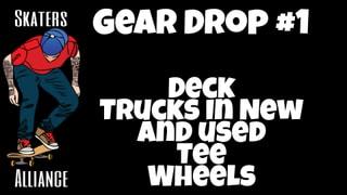 Gear Drop #1