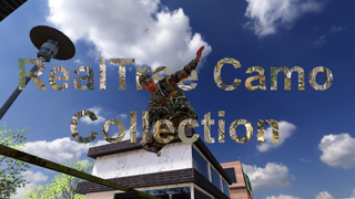 Real Tree Camo Collection