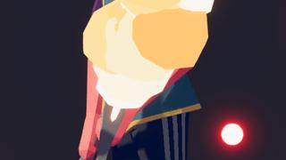 flaming sword man