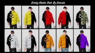 Smiley Hoodie Pack