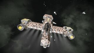 DFE Blockade breaker