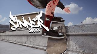 Sinner Socks (Join the Discord for all socks)