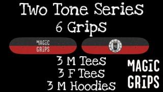 Magic Grips Two Tone Series