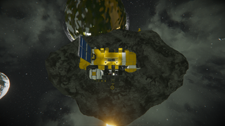 Encounter Mining Outpost