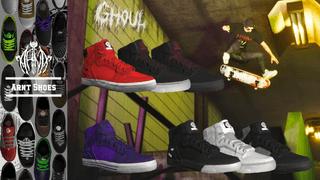 Arnt Shoes - Ghoul Supra Vaider