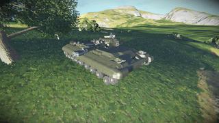ST-M Russian Tank