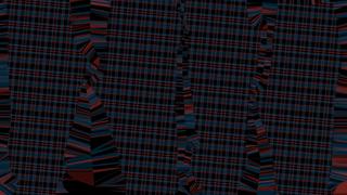 Tartan pattern Sweatpants