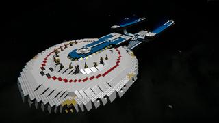 Star Trek - U.S.S. Excelsior NCC-2000