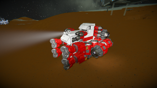 Viper miner small grid AT-Thrust