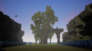 fantasy forest DEMO