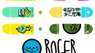 Roger Skate Co. Deck Pack