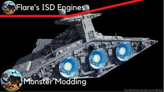 Flare's Gemon Star Destroyer Engine
