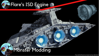 Flare's Gemon Star Destroyer Engine