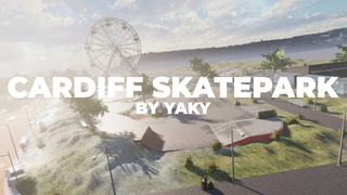 Cardiff Skatepark By Yaky