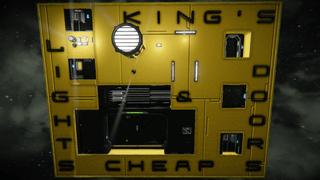 -KING's- Cheap Doors