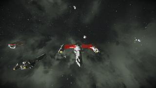 UMBRA frigate