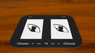 Card Chooser