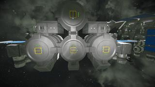 Cmc prospector fuel pod