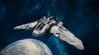 RCSP - V207 Interplanetary Fighter