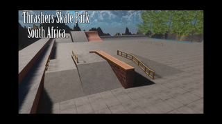 Thrashers Skatepark South Africa