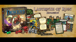 Descent 2.0: Labyrinth of Ruin Expansion