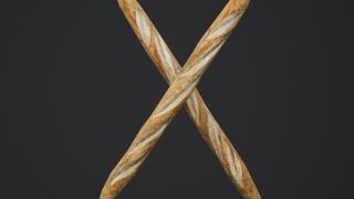 Baguette Weapon