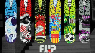 Flip 2018 Psychedelic Series