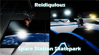 Space Station Skatepark
