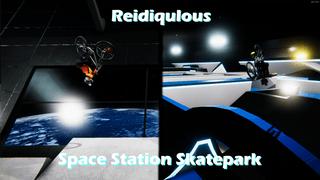 Space Station Skatepark