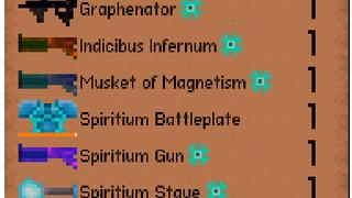 Spiritium Mod